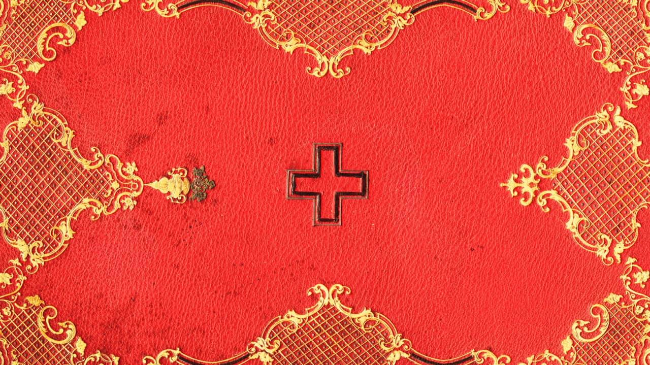 Ausschnitt aus dem Cover der Bundesverfassung von 1848